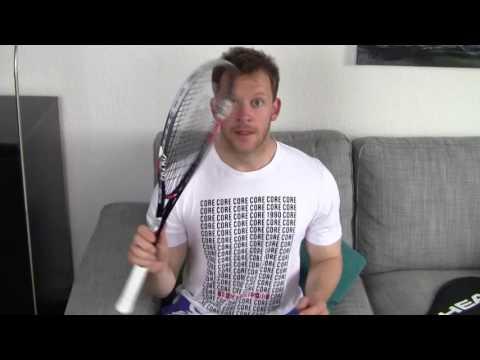HEAD Spark Edge Squash Racket review