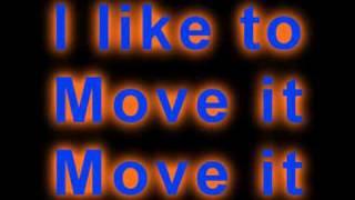 I Like To Move It, Move It, Madagascar (Lyrics)
