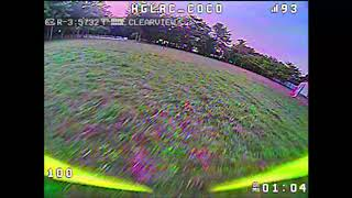 Gopro set at 40 degrees is not enough on FPV Racing