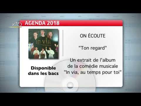 Agenda du 1er janvier 2018