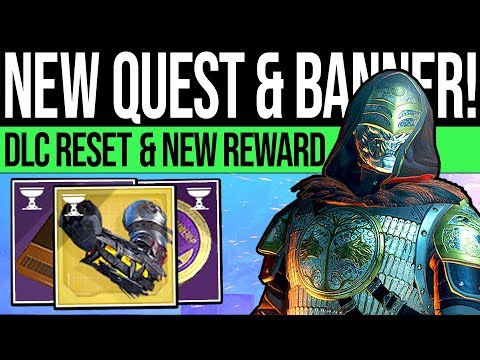 Destiny 2 | NEW QUEST & OPULENT RESET! New Rewards, Imperial Bounty, Iron Banner & More (18th June)