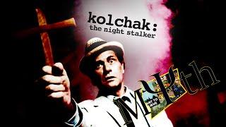 Kolchak; The Night Stalker, The Inspiration for the X-Files - Myth