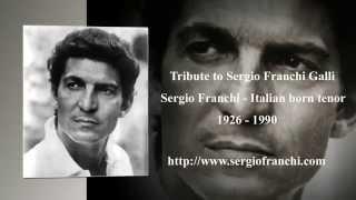 Sergio Franchi - Somewhere My Love