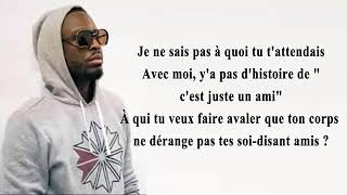 Dadju Jaloux(paroles)