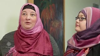 Two non-Muslim women wear hijabs for 30 days