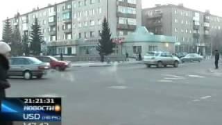 Кокшетауский полицейский спас из огня старушку