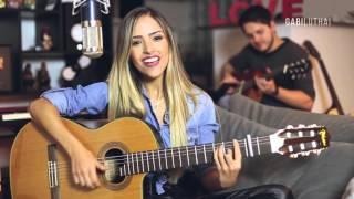 A Flor e o Beija-Flor - Henrique e Juliano Part. Marília Mendonça (Gabi Luthai cover)