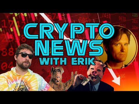 Crypto News with Erik! Episode 1