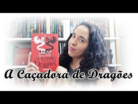 A Caçadora de Dragões (Iskari 1), Kristen Ciccarelli | Um Livro e Só
