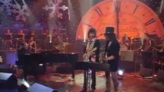 Ronnie Wood Jools Holland Slash Little Queenie