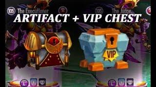 VIP + ARTIFACT CHEST! Shork Seven Seas Team Race l Monster Legends