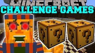 Minecraft: PHANTOM BALLOON BOY CHALLENGE GAMES - Lucky Block Mod - Modded Mini-Game