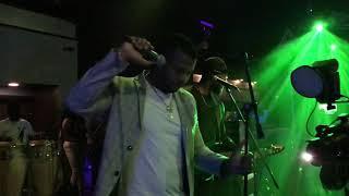 """Harmonik """"Ou Detenn Sou Mwen"""" First Live Performance  Vincent's MA"""