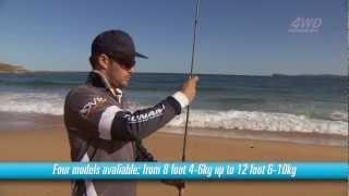 Rovex Air Surf: Lure Rods [VIDEO]