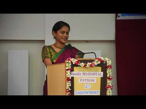 Shri. Mohanlal Pathak 2nd Endowment Lecture by Justice B. N. Srikrishna
