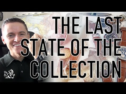 My Final State Of The Watch Collection – December 2017 – Omega, Seiko, Rolex, Sinn, Fortis & More