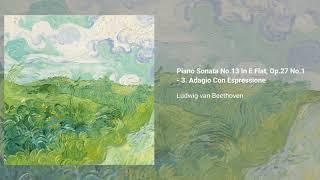 Piano Sonata no. 13 In Eb 'Quasi una fantasia', Op. 27 no. 1