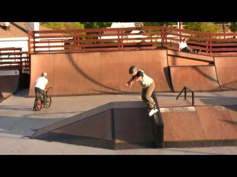 Inline 1 Extreme Skatepark