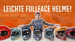 Leichte Fullface Helme - welche Unterschiede gibt es?!