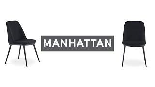 kibuc Silla Manhattan anuncio