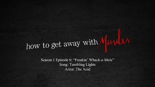 Tumbling Lights - The Acid | How to Get Away with Murder - 1x06 Music
