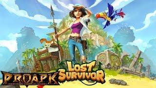 Lost Survivor Gameplay Android / iOS