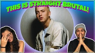 Another Killing! | Eminem - Hail Mary Ft. 50 Cent & Busta Rhymes (Lyrics) REACTION