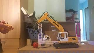 Liebherr r936 rc 1/20 destruction-set jamara