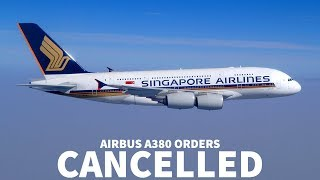 Airbus Loses A380 Orders