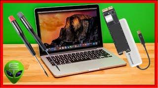 MacBook Speicher Erweitern | Storage Upgrade mit Transcend Jetdrive | Tutorial/Anleitung | E.T.