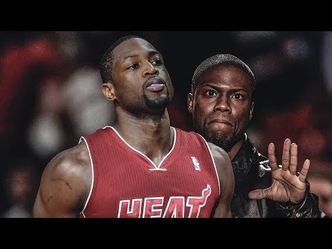 "Dwyane Wade SILENCES Kevin Hart, Then Goes Home to Wife For ""Adult Stuff"" 