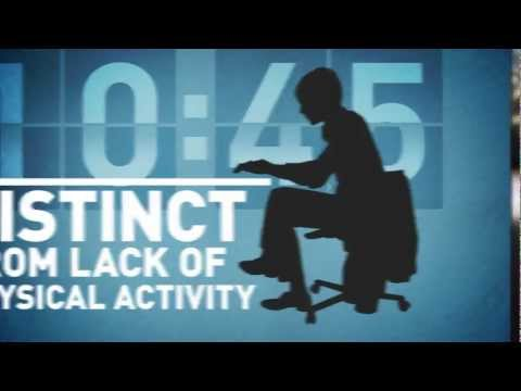 Reducing prolonged sitting in the workplace