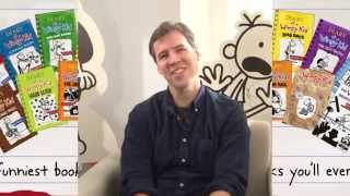 Jeff Kinney's Advice - How to Become an Author!