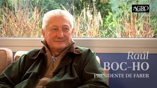 Raúl Boc-ho - Presidente de Farer