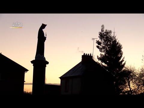 Le Pèlerinage au sanctuaire de Pontmain