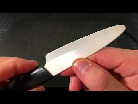 Best Ceramic Knife: Kyocera 3-inch Paring Knife Review