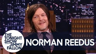 Norman Reedus Went Motorcycle Drifting in Tokyo During a Snowstorm thumbnail