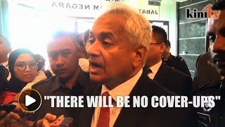 1MDB Scandal: No One Will Be Spared, Says AG
