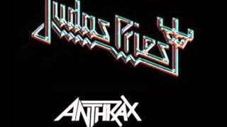 Anthrax & Judas Priest  Enter Sandman (Metallica Cover)