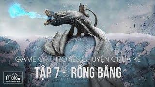 Game of Thrones (got): Giải mã Rồng Băng (Ice Dragon)