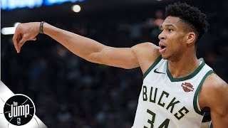 Watch out for the Bucks, because 'they're not done' making moves - Brian Windhorst   The Jump