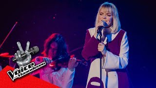 Fee - Don't let me down | Liveshows | The Voice Van Vlaanderen | VTM