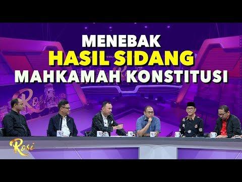 Menebak Hasil Sidang MK | Adu Bukti di Mahkamah Konstitusi - ROSI (5)