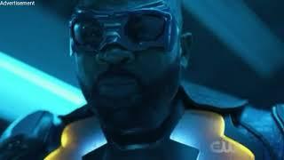 Black Lightning 1x07/Tobias and Lady Eve go to War/Tobias sister dies