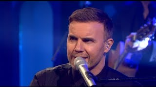 Gary Barlow Back For Good The Late Late Show RT One Video