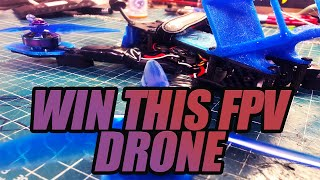 Win a FPV Freestyle DRONE -FPV DRONE GIVEAWAY! - THANK YOU!