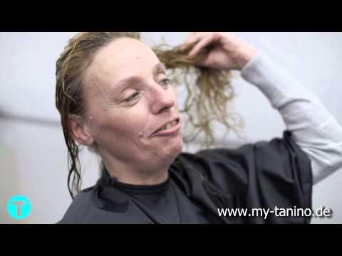 Das Weißtannenöl für die Person für das Haar