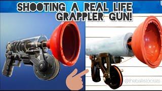 A Real Life Fortnite Grappler Gun! | Ballistocrats | Ep.1