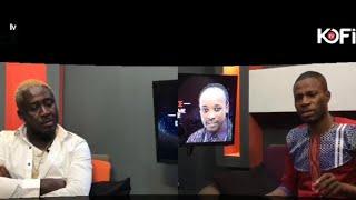 NANA KONTIHENE BL@STS MUSIGA OVER ANOKYE SUPREMO AND OTHER MATTERS LIVE ON #KOFITV