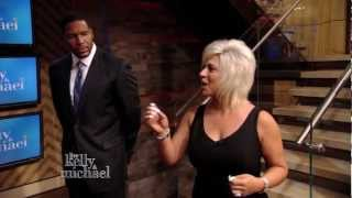 """""""Long Island Medium"""" Theresa Caputo -- """"LIVE! with Kelly and Michael"""" Web Exclusive - HD Version"""